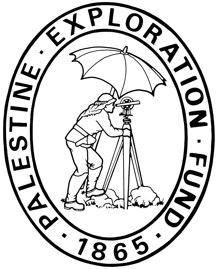 The Palestine Exploration Fund