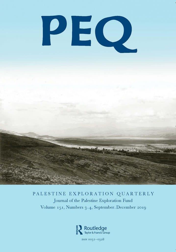 PEQ 151.3&4 Cover